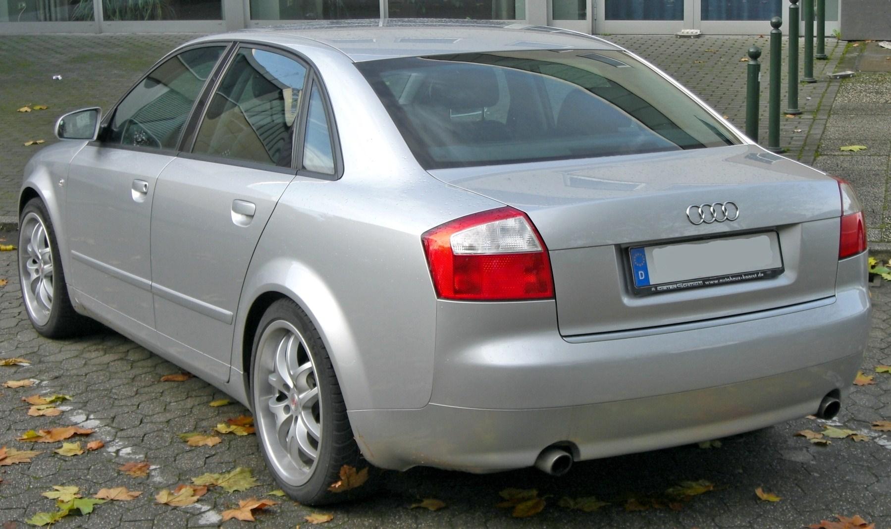 Audi A4 B6 Blog O Audi A4 Dla Właścicieli I Miłośników Auta
