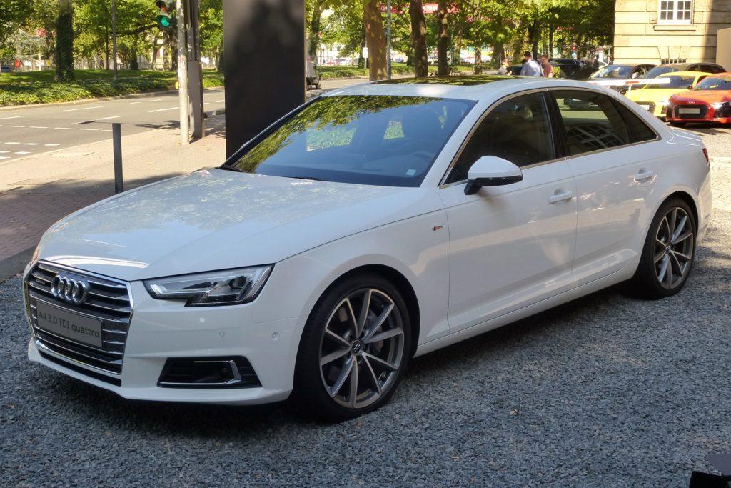 części zamienne do Audi A4
